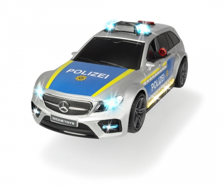 DICKIE Toys Mercedes Benz E43 AMG Police