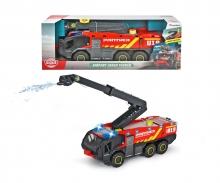 DICKIE Toys Pompiers de l'aéroport