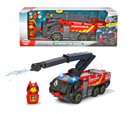 DICKIE Toys RC Airport Fire Brigade