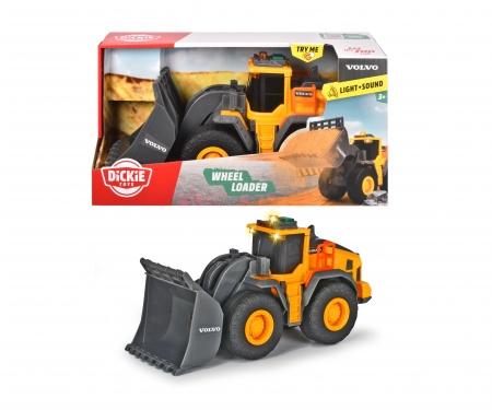 DICKIE Toys Volvo Wheel Loader