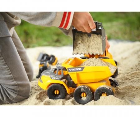 DICKIE Toys Volvo On-site Hauler