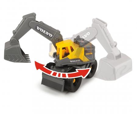 DICKIE Toys Volvo Schaufelbagger