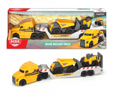 DICKIE Toys Mack construction Truck