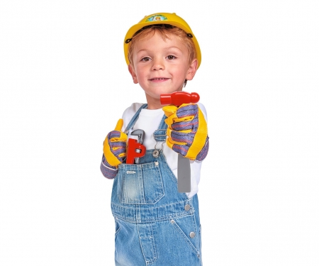 DICKIE Toys Handyman Push & Play