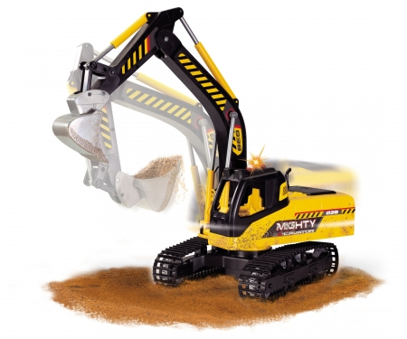 DICKIE Toys Mighty Excavator