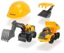 DICKIE Toys Volvo Baustellen Spielset
