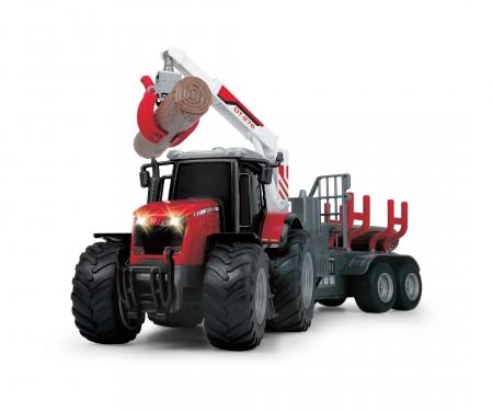 DICKIE Toys Massey Ferguson 8737