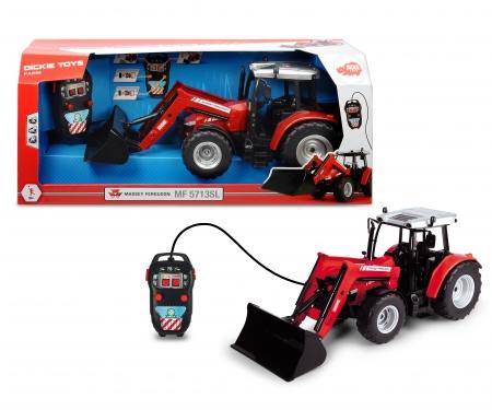 DICKIE Toys Massey Ferguson 5713SL