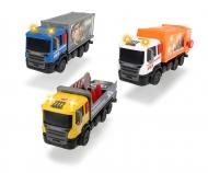 DICKIE Toys Scania City Team, 3-asst.