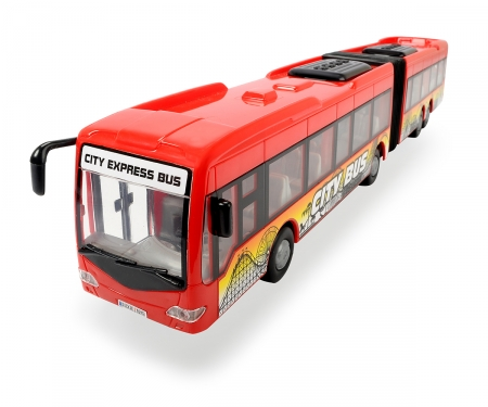 DICKIE Toys City Express Bus, 2-asst.