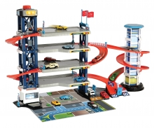 DICKIE Toys Parkgarage