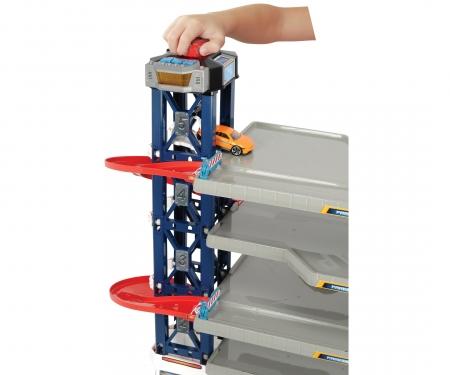 DICKIE Toys Parc de Stationnement