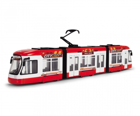 DICKIE Toys City Liner, 2-asst.