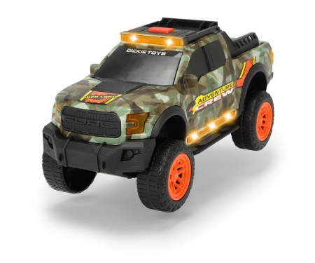 DICKIE Toys Ford F150 Raptor - Adventure