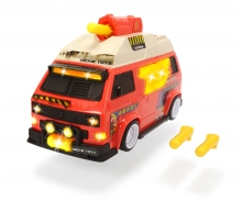 DICKIE Toys VW CAMPER FUNCIÓN LANZA DARDOS 28 CM