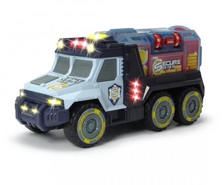 DICKIE Toys Camion de transport de fonds