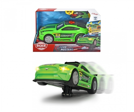 DICKIE Toys Ford Mustang - Wheelie Raiders