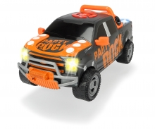 DICKIE Toys Ford F150 Truck We will Rock You