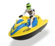 DICKIE Toys MOTO ACUÁTICA 18CM