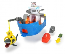 DICKIE Toys BARCO SHARK ATTACK