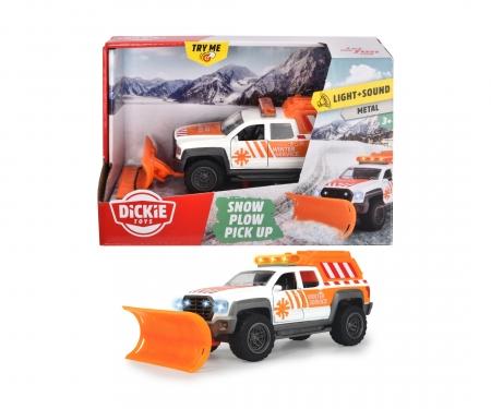 DICKIE Toys Schneepflug Pick Up