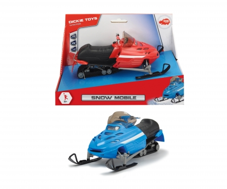 DICKIE Toys Snow Mobil, 2-asst.