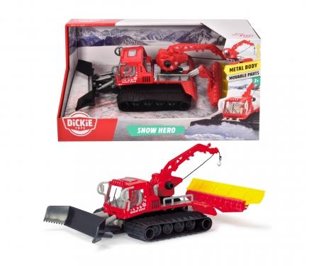 DICKIE Toys Snow Hero