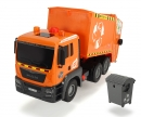 DICKIE Toys Pump Action Garbage Truck