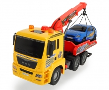 DICKIE Toys Air Pump Tow Truck