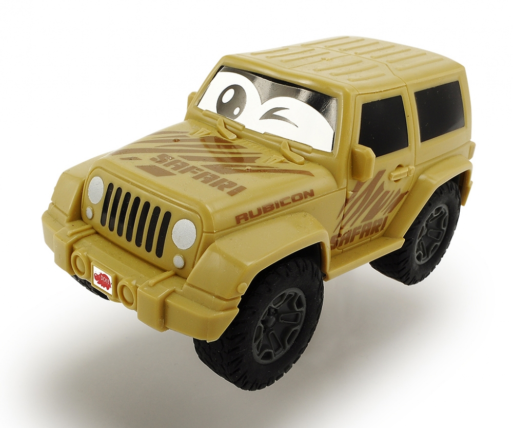 Jeep Rubicon Squeezy Happy Series Small Children Brands