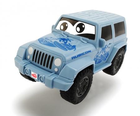 DICKIE Toys JEEP WRANGER RUBICON 12 CM, 4 MODELOS