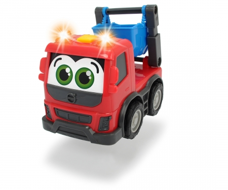 DICKIE Toys Happy Volvo FMX, 3-asst.