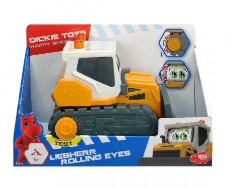 DICKIE Toys VEHÍCULOS CONTRUCCIÓN 16 CM, 3 MODELOS