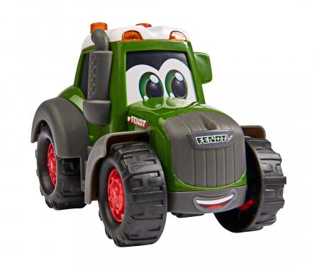 DICKIE Toys Set aus Sachbuch und Fahrzeug: Bauernhof