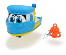 DICKIE Toys BARCO CON RUEDAS 25 CM