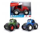 DICKIE Toys TRACTORES 25 CM, 3 SURT: MASSEY FERGUSON, FENDT, VALTRA