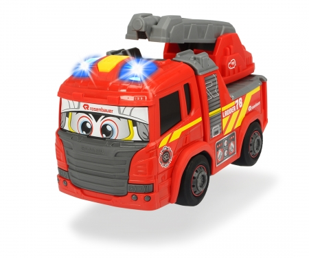 DICKIE Toys Happy Fire Engine