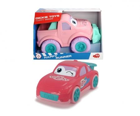 DICKIE Toys Happy Runner Girls, 2-asst.