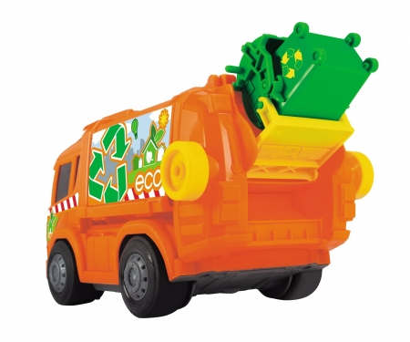 DICKIE Toys Camion à Ordures