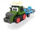 DICKIE Toys Happy Fendt Traktor mit Pflug