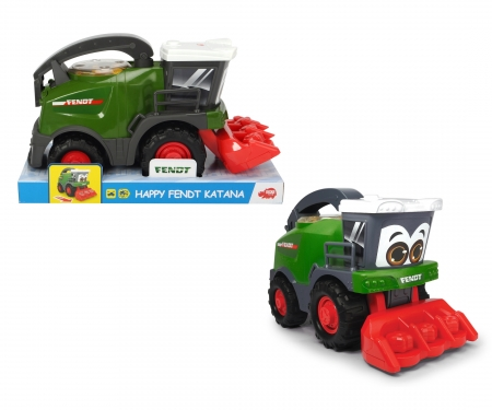 DICKIE Toys Happy Fendt Katana Harvester
