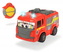DICKIE Toys IRC Happy Fire Truck