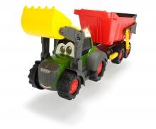DICKIE Toys Happy Farm Trailer