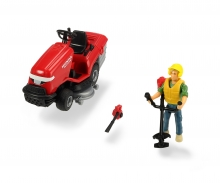 DICKIE Toys Playlife-Lawn Mower Set