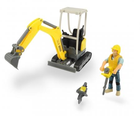 DICKIE Toys Playlife-Excavator Set