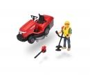 DICKIE Toys Playlife - Rasenmäher Set