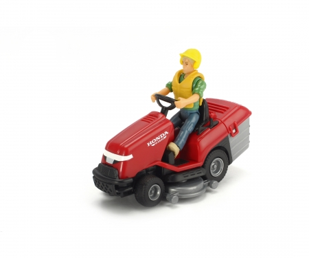 DICKIE Toys Playlife - Lawn Mower Set