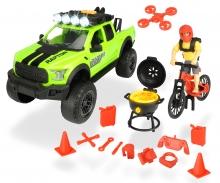 DICKIE Toys Bike Trail Set