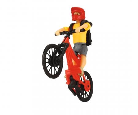 DICKIE Toys Playlife Bike Trail Set