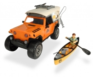 DICKIE Toys SET CAMPING CON JEEP